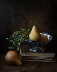 Pamela Lutrell on health benefits of pears