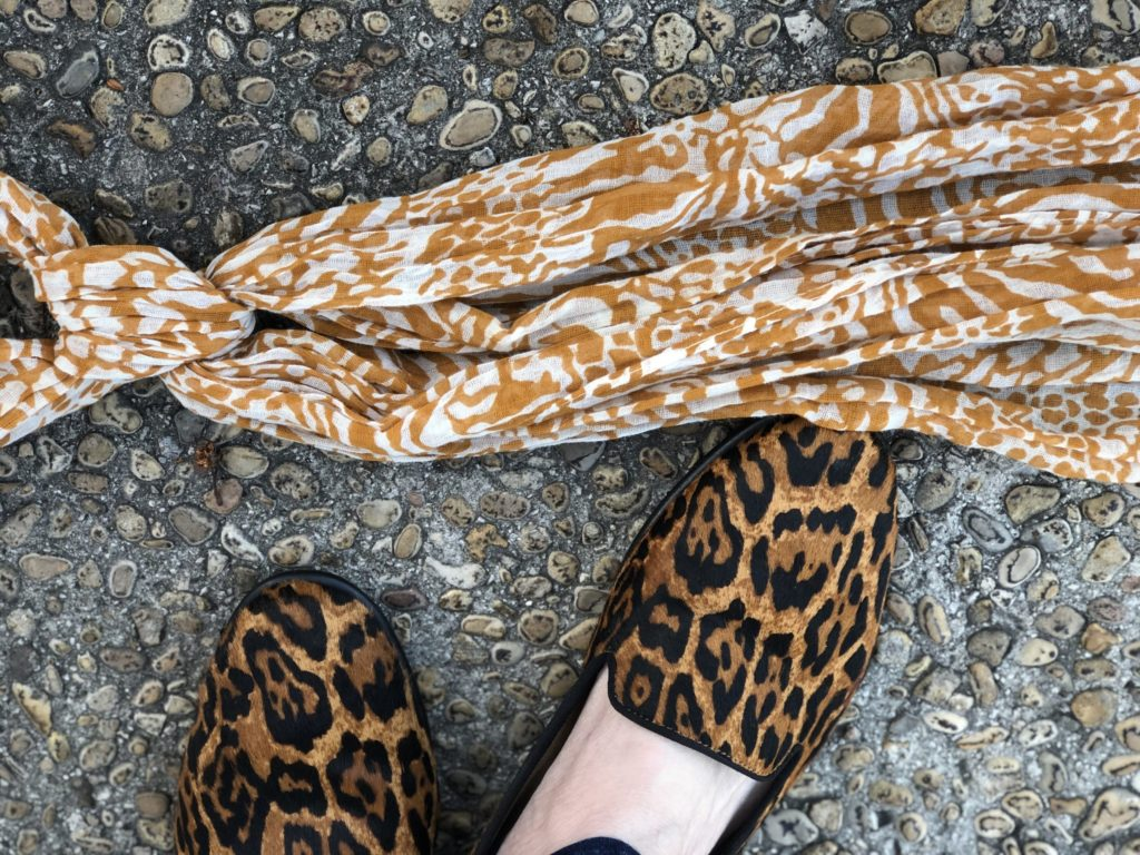 Pamela Lutrell on accessories