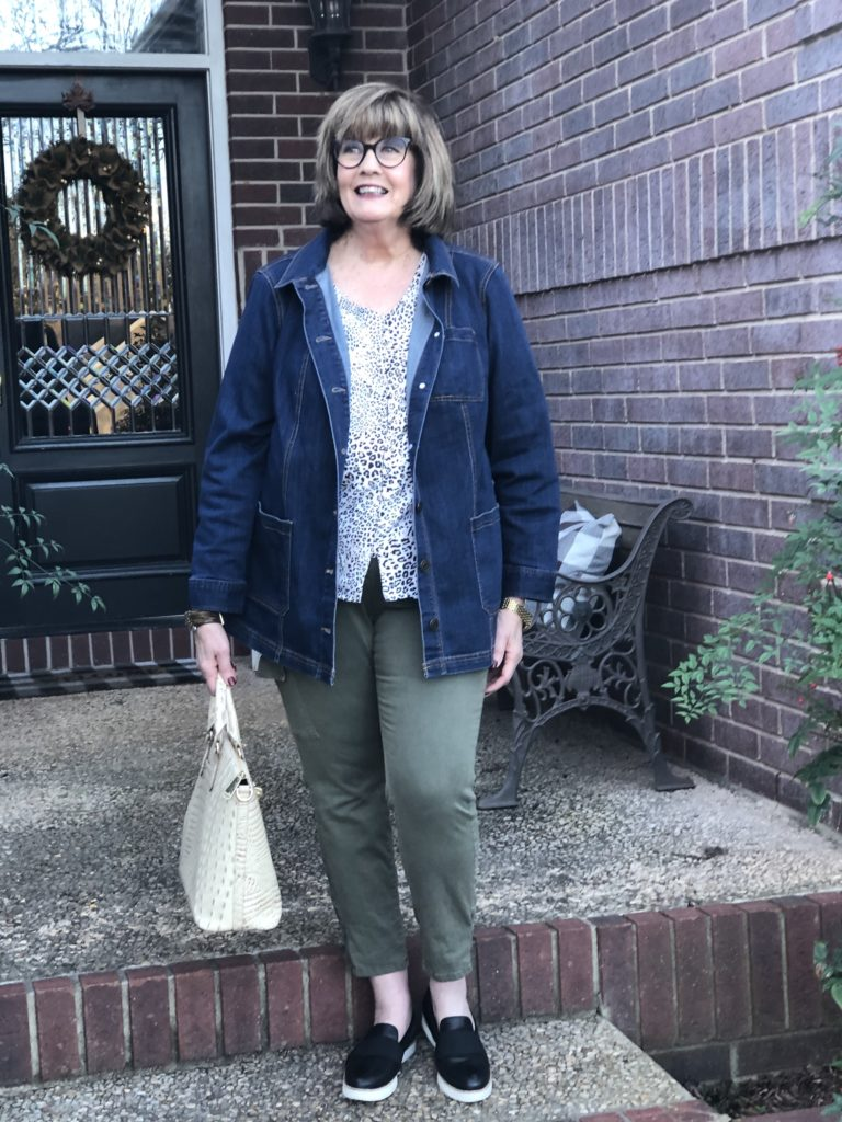 Over 50 Feeling 40 with What Should I wear