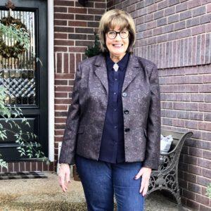 Pamela Lutrell finds treasure at GoodwillSA