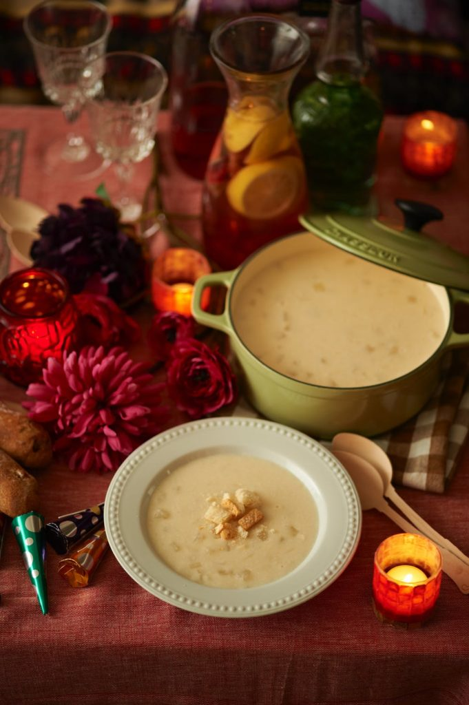 How potato soup helped heal from COVID-19