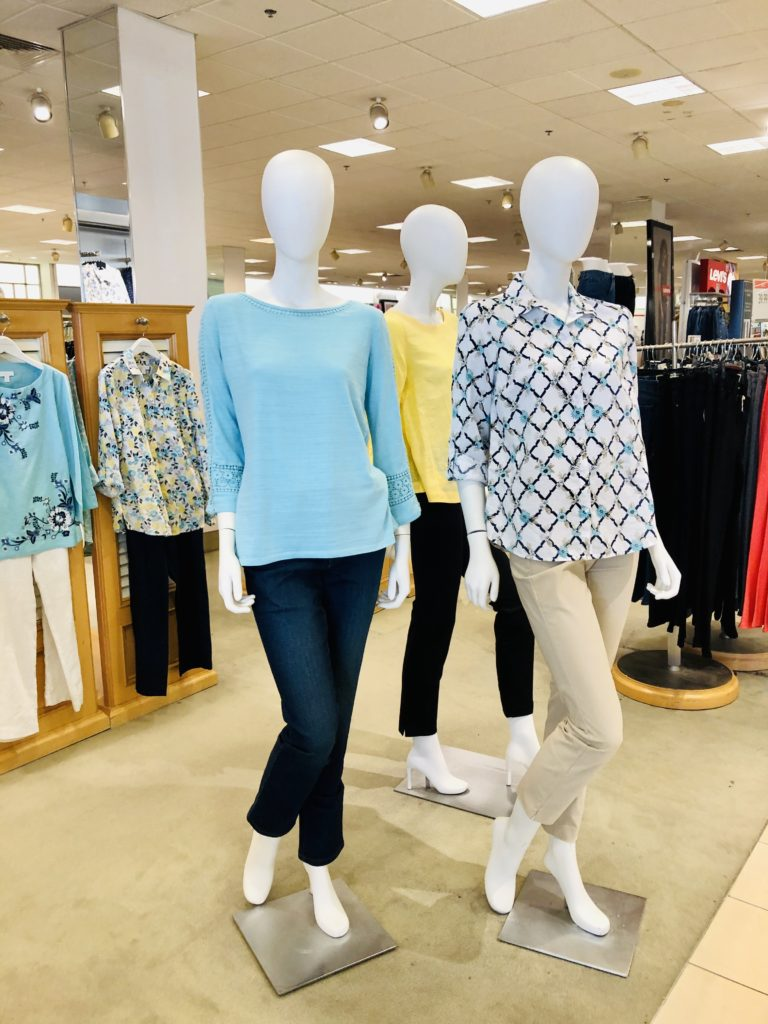 Spring 2020 at Macys with Pamela Lutrell