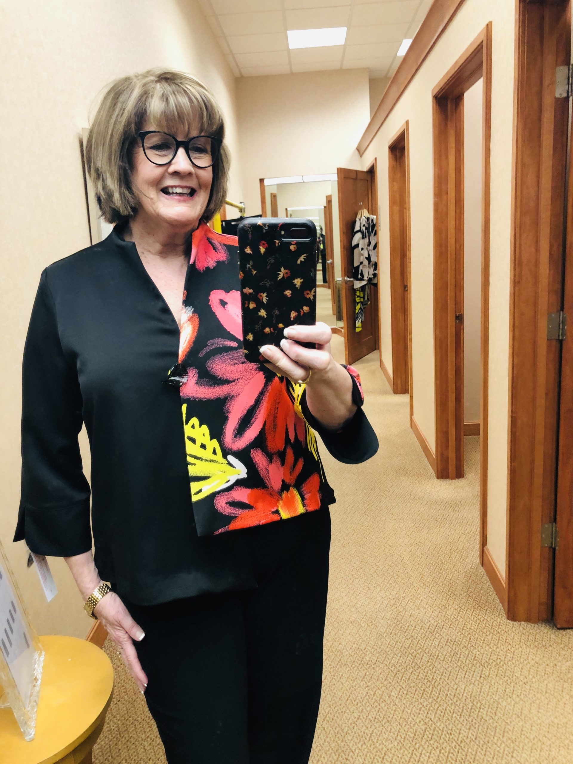 Spring fashion over 50: Color and prints from IC Collection at Dillards