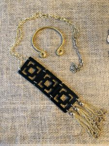 Oriental style jewelry on over 50 feeling 40