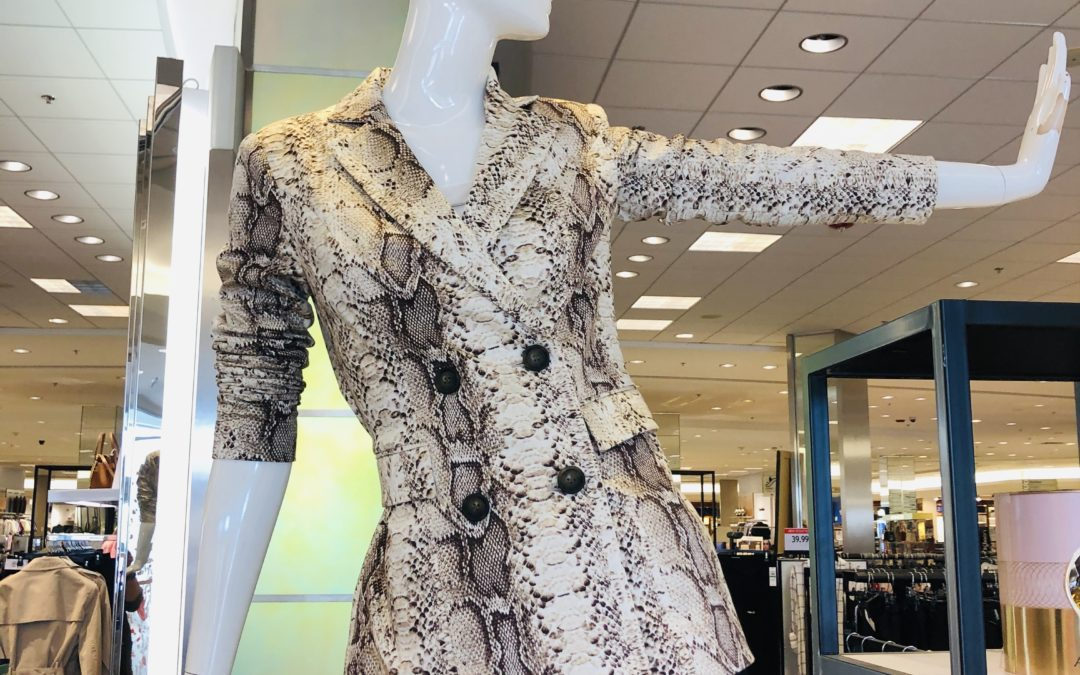 Fashion Over 50: Spring shopping for something unique