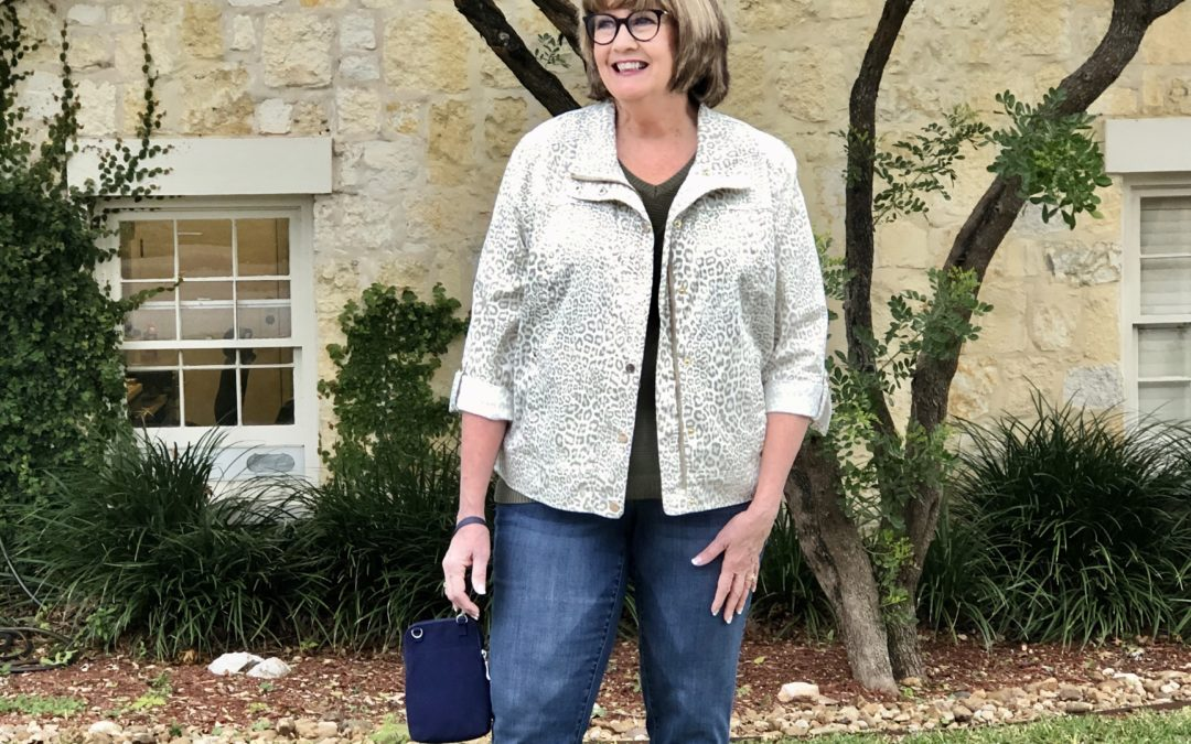 Fashion Over 50:  What Should I Wear? and Reader Style for Talls