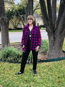 Pamela Lutrell for Goodwill SA spring affordable fashion