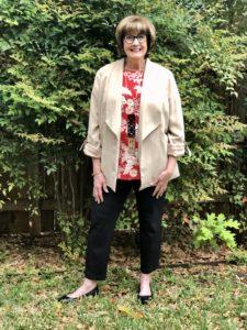 Pamela Lutrell for What Should I Wear