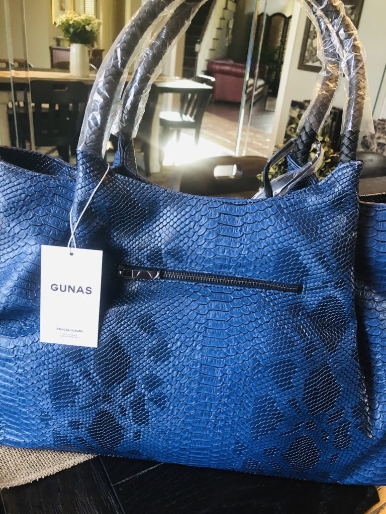 Over 50 Feeling 40 for Gunas Handbags