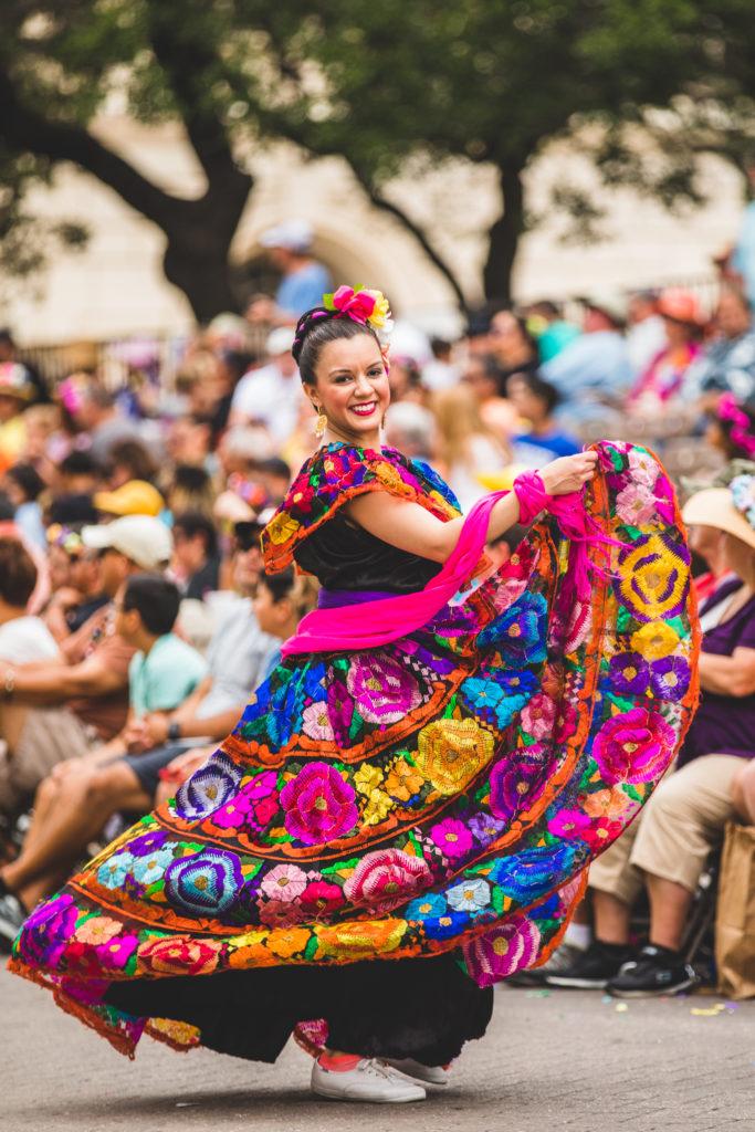 Honoring Fiesta on Over 50 Feeling 40