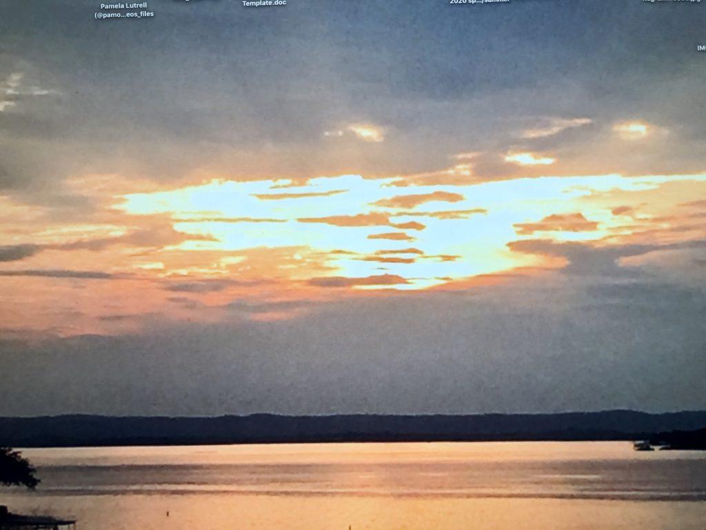 Pamela Lutrell remembers Lake Buchanan on Over 50 Feeling 40