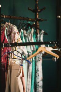 Pamela Lutrell discusses how she organizes her closet