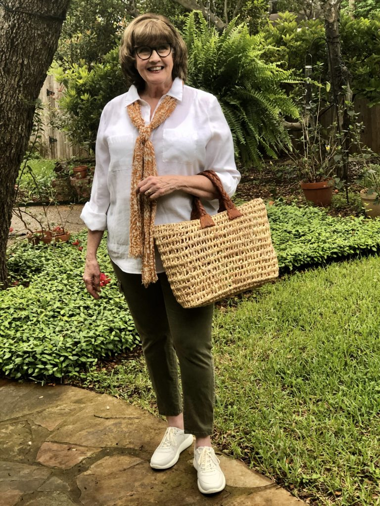 Pamela Lutrell features cargo pants and the new alternative to jeans