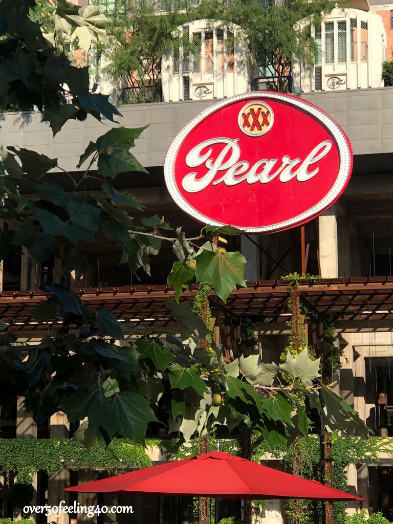 Enjoy the Pearl in San Antonio on Over 50 Feeling 40