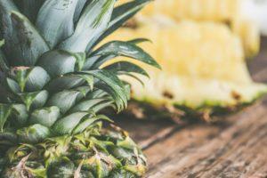 Pineapples help teeth on Over 50 Feeling 40