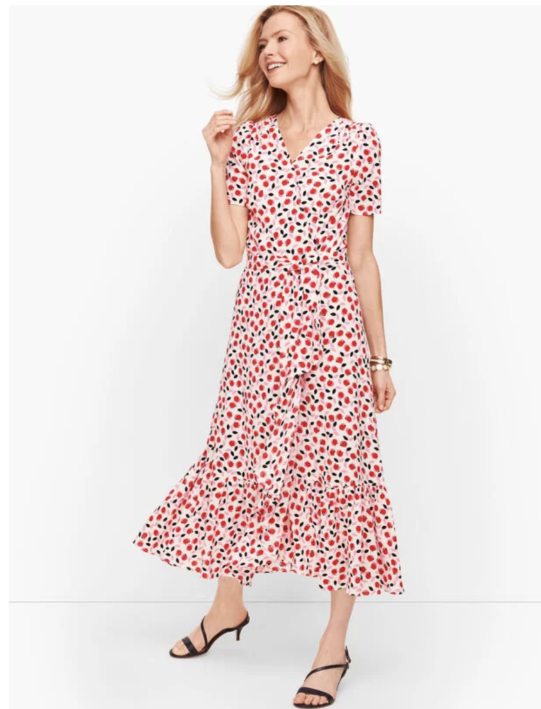 Talbots Spring 2020 Collection on Over 50 Feeling 40
