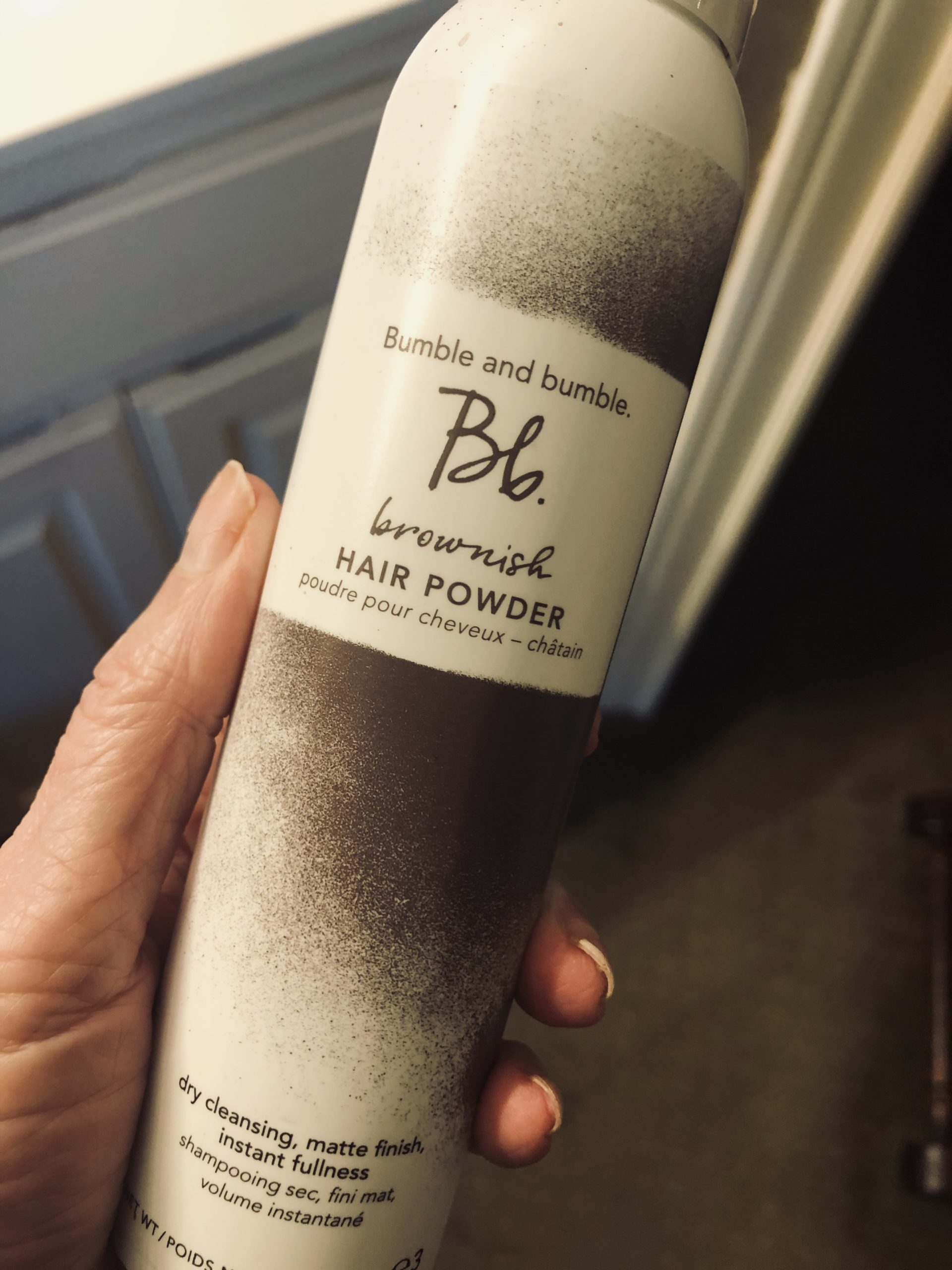 Pamela Lutrell recommends bumble bumble hair spray color