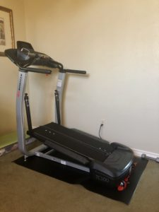 Bowflex Treadclimber on over 50 feeling 40