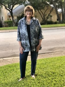 Chicos toppers for denim on over 50 feeling 40