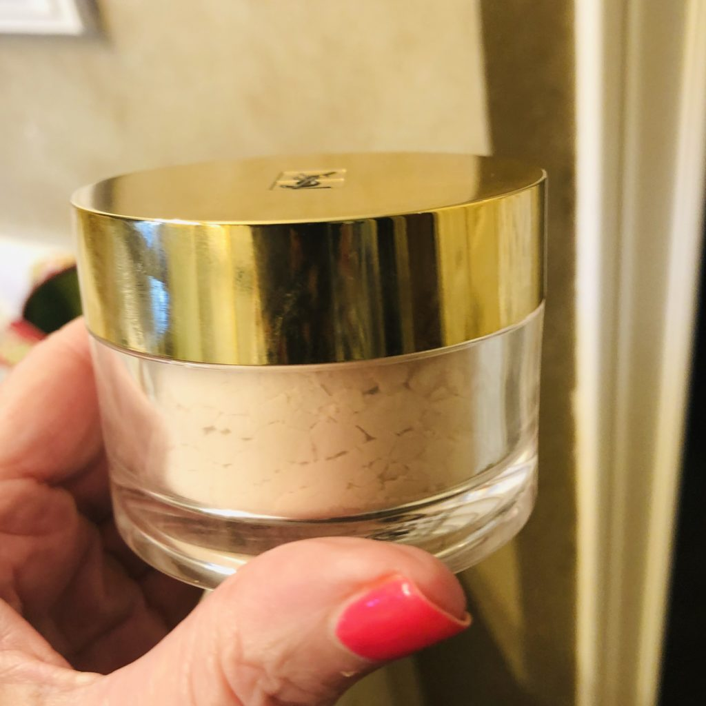 YSL Touche Eclat on Over 50 Feeling 40