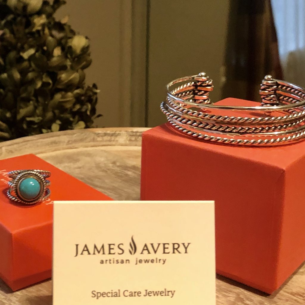 James Avery for Mothers Day on over 50 Feeling 40