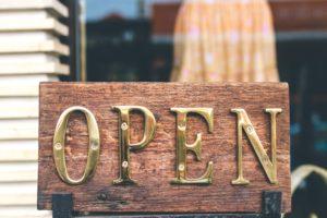 Open for Business on Over 50 Feeling 40