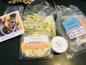 Sun Bsket Ingredients on Over 50 Feeling 40
