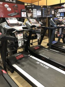 Shopping treadmills on over 50 feeling 40