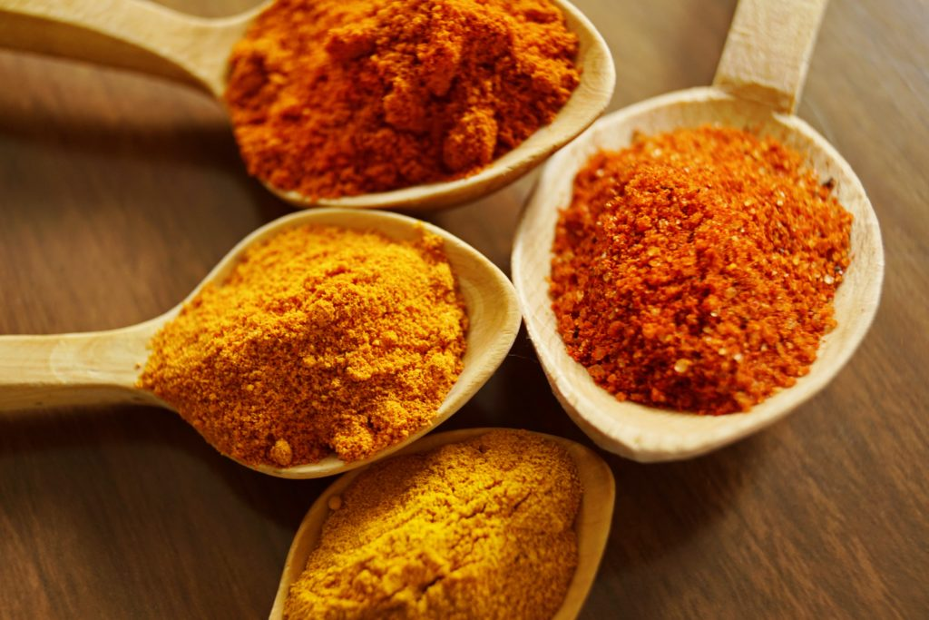 Tumeric Mask on over 50 feeling 40