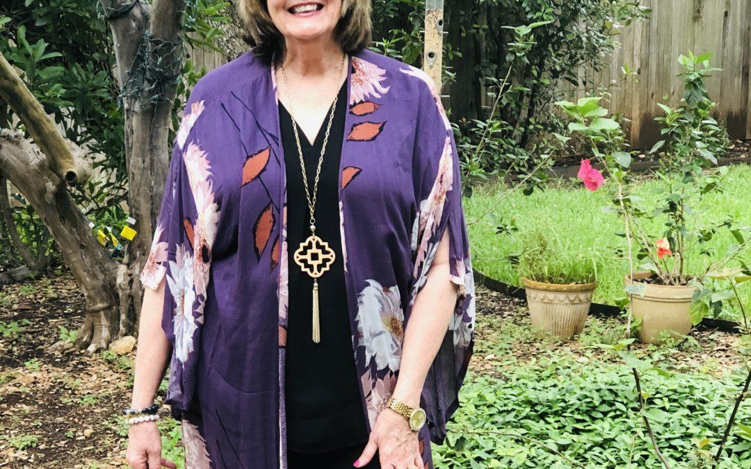 Leggings & Kimonos: My Work-from-Home Uniform