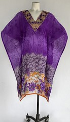 Short Kaftans by Carla Christoph on over 50 Feeling 40
