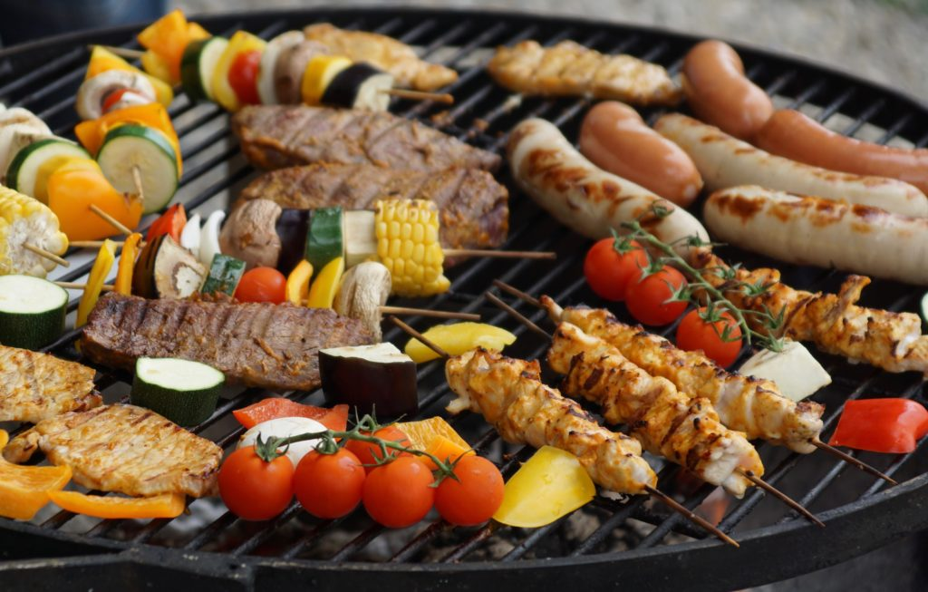 Cookout Guidelines for safe events on over 50 feeling 40