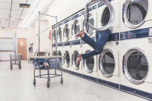Laundry Hacks on Over 50 feeling 40
