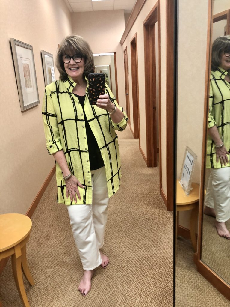 John Mark Summer Styles at Dillards on Over 50 Feeling 40