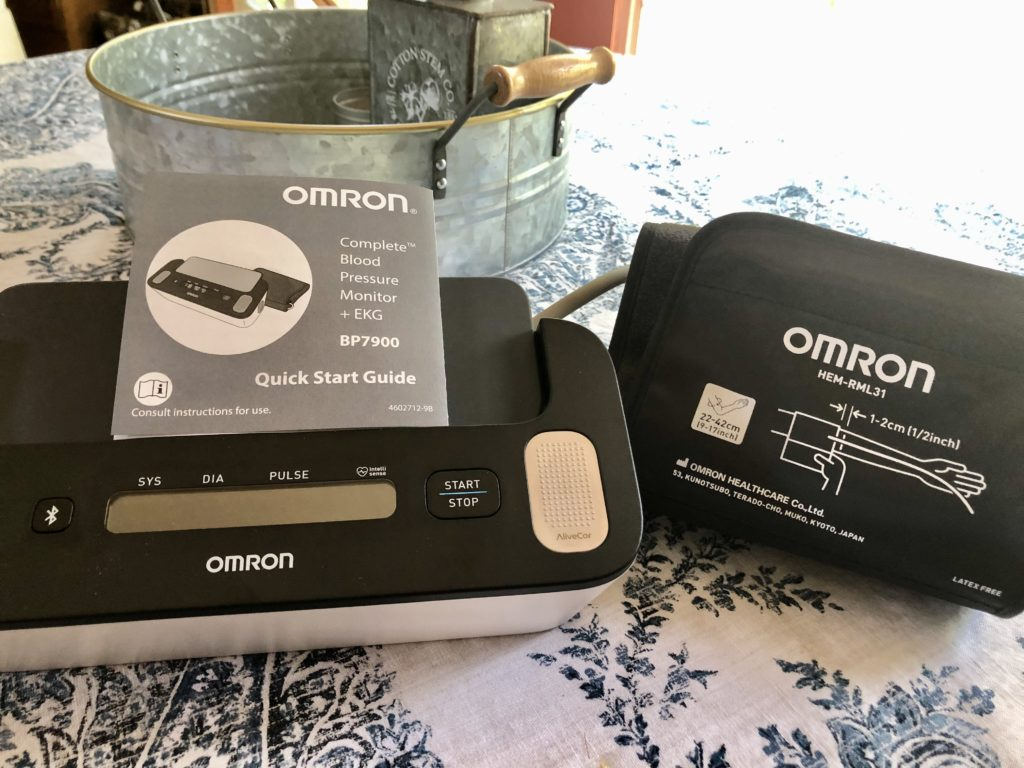 OMRON 90 DAY CHALLENGE on over 50 feeling 40