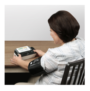 OMRON Blood Pressure Daily Readings on Over 50 Feeling 40