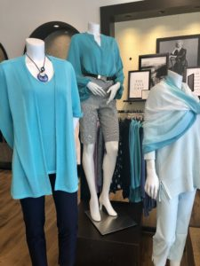 Chicos display featured on Over 50 Feeling 40