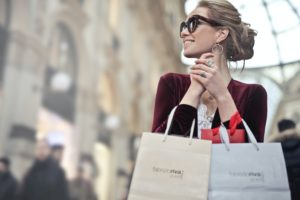 Shopping Sales on Over 50 Feeling 40