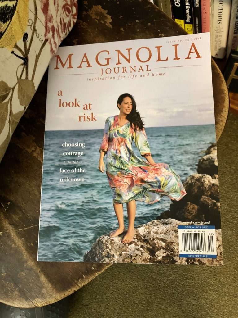Summer Magnolia Magazine on over 50 Feeling 40