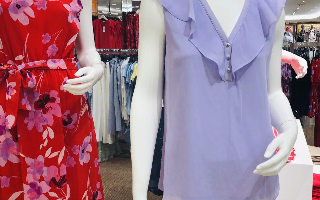 Would You Wear It Over 50 Mid-Week Pop Up with Pamela & Jennifer
