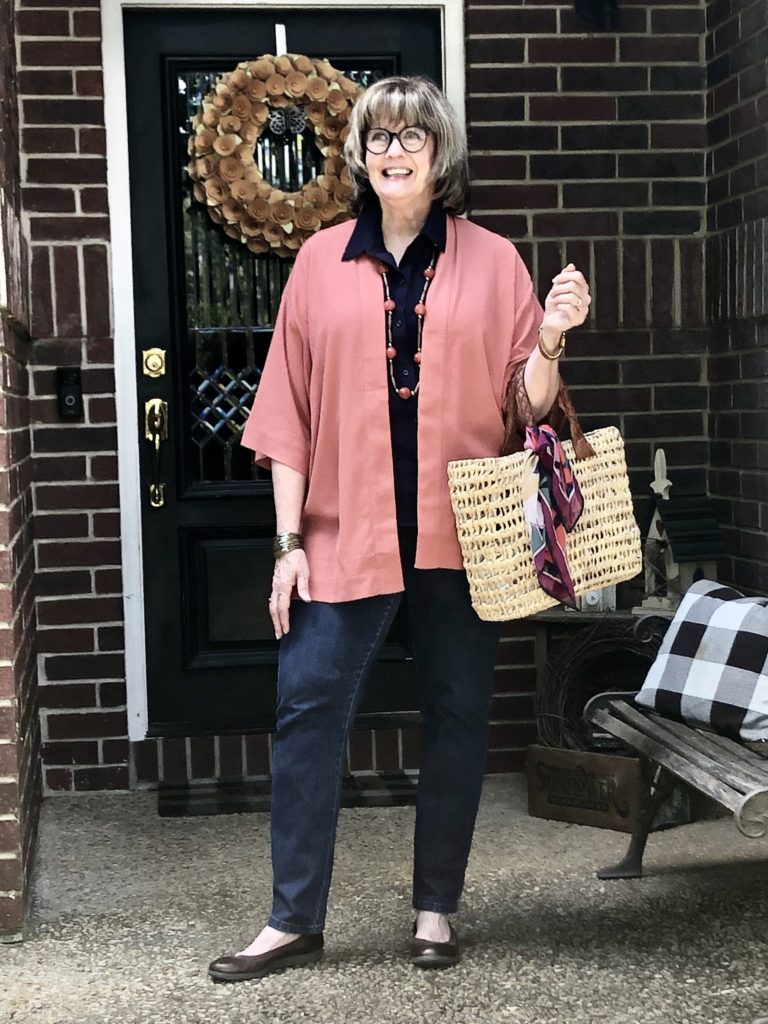 Casual Style from Chicos on Over 50 Feeling 40