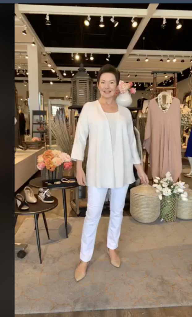 Eileen Fisher on Over 50 Feeling 40