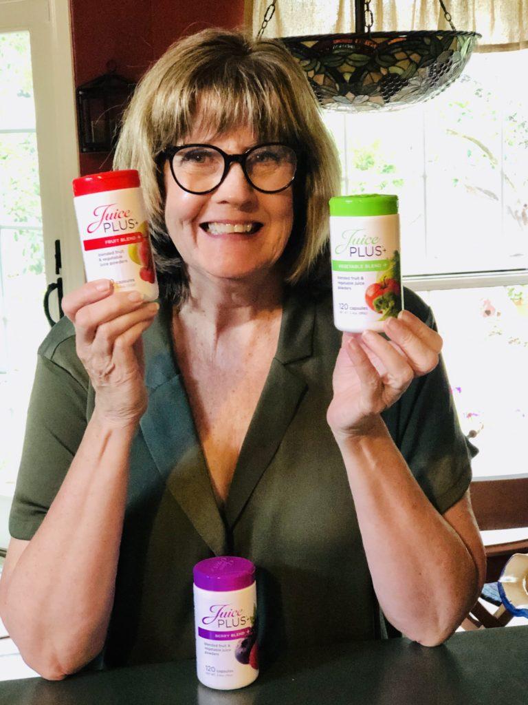 Pamela Lutrell for Juice Plus+