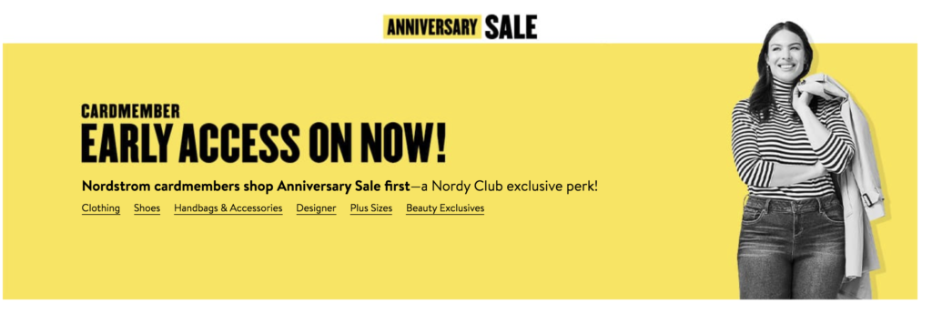 Nordstrom Anniversary Sale on Over 50 Feeling 40
