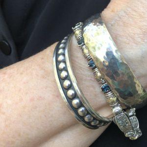 James Avery Bracelets on Over 50 Feeling 40