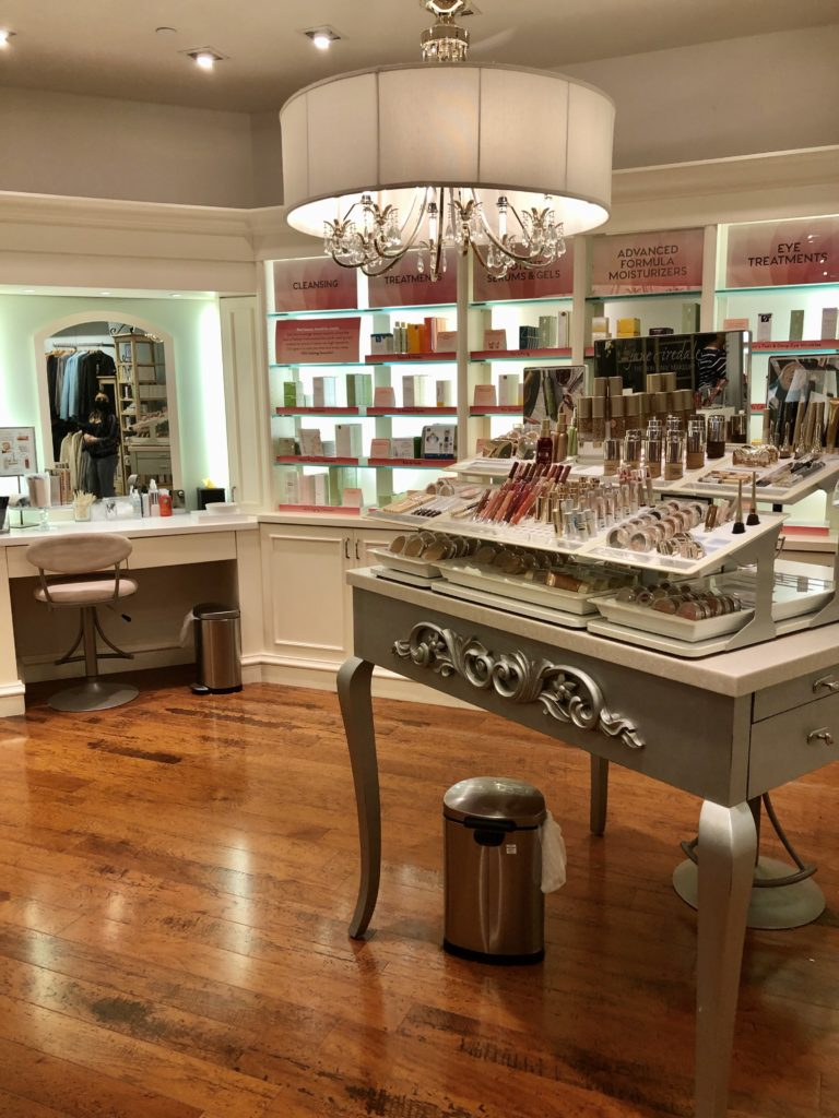 Beauty Department at Soft Surroundings on over 50 Feeling 40