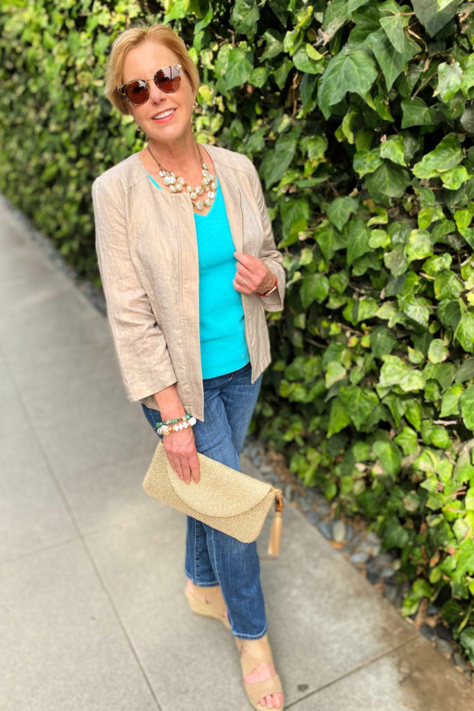 Susan Blakely on Over 50 Feeling 40
