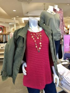 Would You Wear this Talbots Look on Over 50 Feeling 40