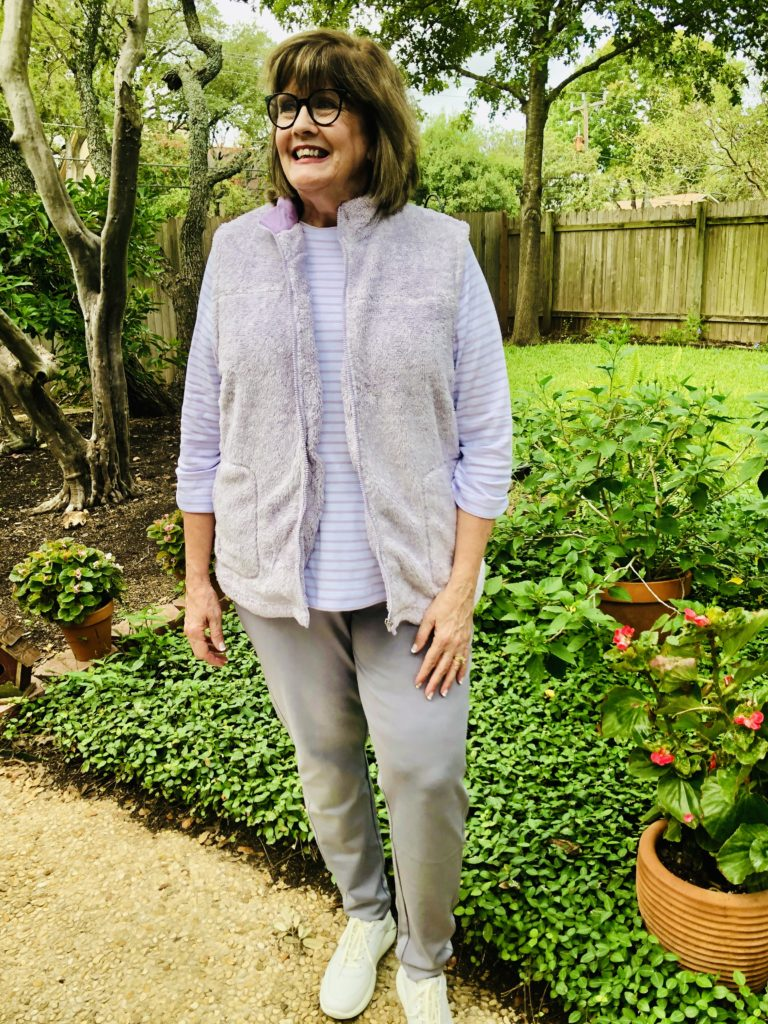 Fall Clothing from National on Pamela Lutrell of Over 50 Feeling 40