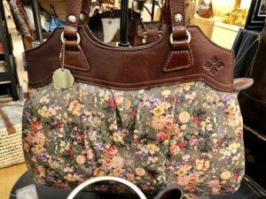 Patricia Nash Vintage Inspired handbags on Over 50 Feeling 40